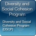 Button link to Diversity and Social Cohesion Program (DSCP)